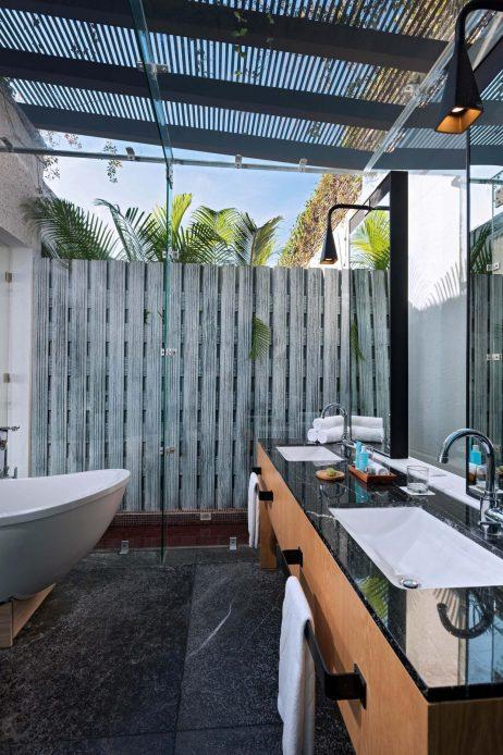 W Punta de Mita Luxury Resort - Punta De Mita, Mexico - Outdoor Shower