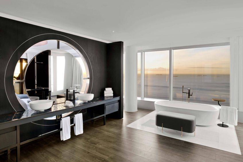 W Barcelona Luxury Hotel - Barcelona, Spain - E WOW Suite Bathroom