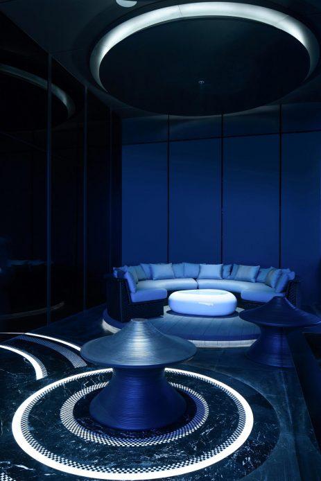 W Chengdu Luxury Hotel - Chengdu, China - EWOW Suite Outdoor Area