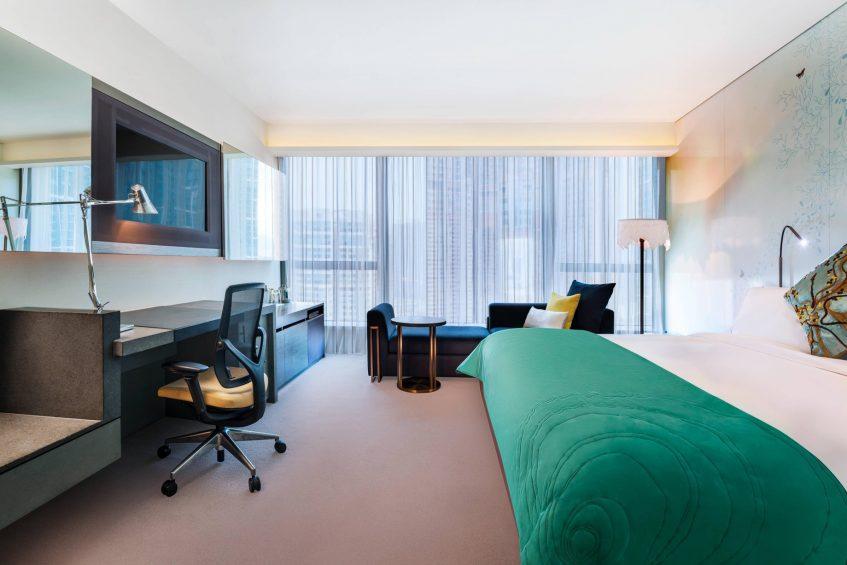 W Hong Kong Luxury Hotel - Hong Kong - Wonderful King Room