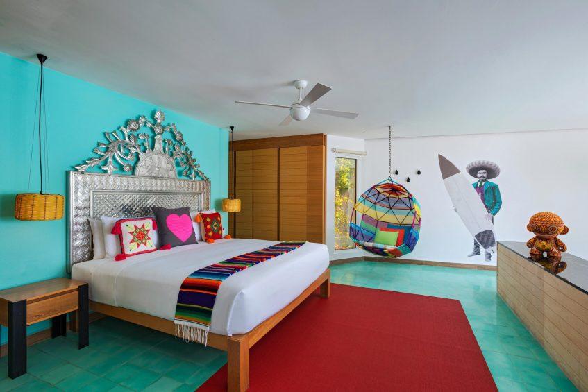W Punta de Mita Luxury Resort - Punta De Mita, Mexico - Ocean Front Oasis Suite