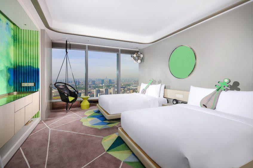 W Suzhou Luxury Hotel - Suzhou, China - Spectacular Room