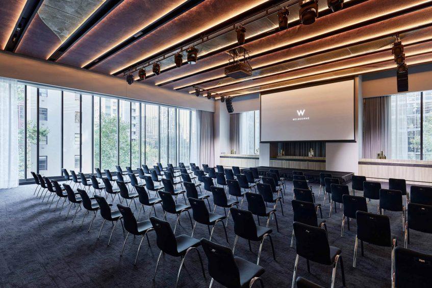 W Melbourne Luxury Hotel - Melbourne, Australia - Great Room Seating