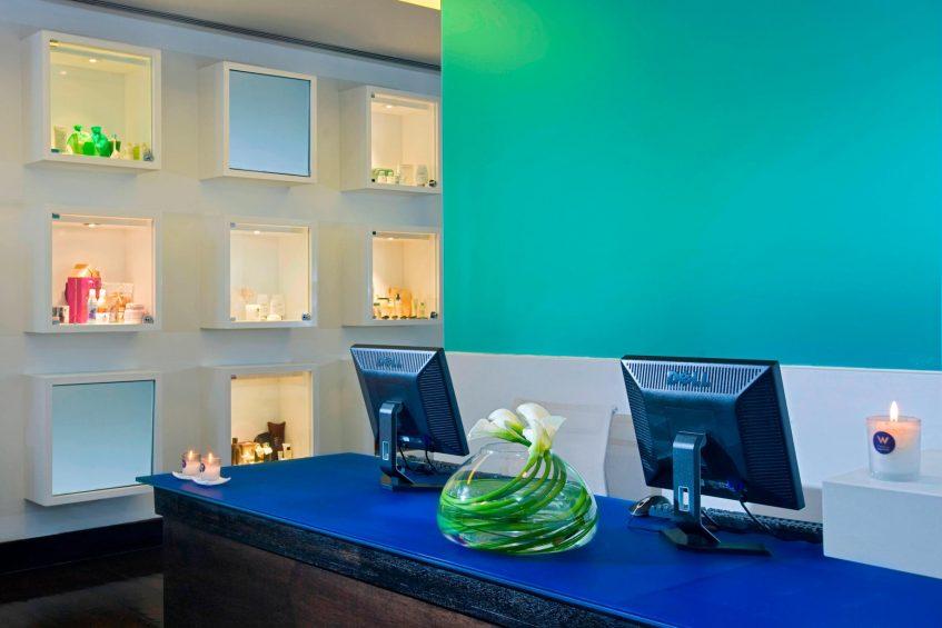 W Mexico City Luxury Hotel - Polanco, Mexico City, Mexico - Away Spa Reception