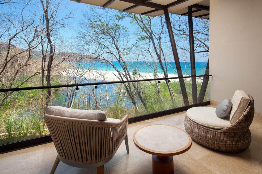 W Costa Rica Reserva Conchal Luxury Resort - Costa Rica - Sunset Treehouse Room Balcony View