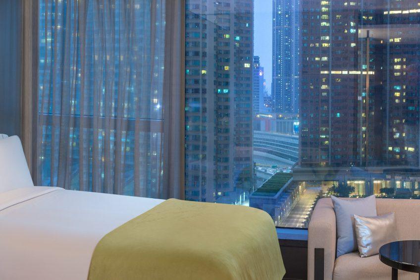 W Hong Kong Luxury Hotel - Hong Kong - Wonderful Room City View