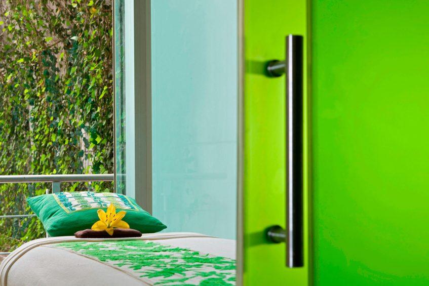 W Mexico City Luxury Hotel - Polanco, Mexico City, Mexico - Away Spa Massage Cabin