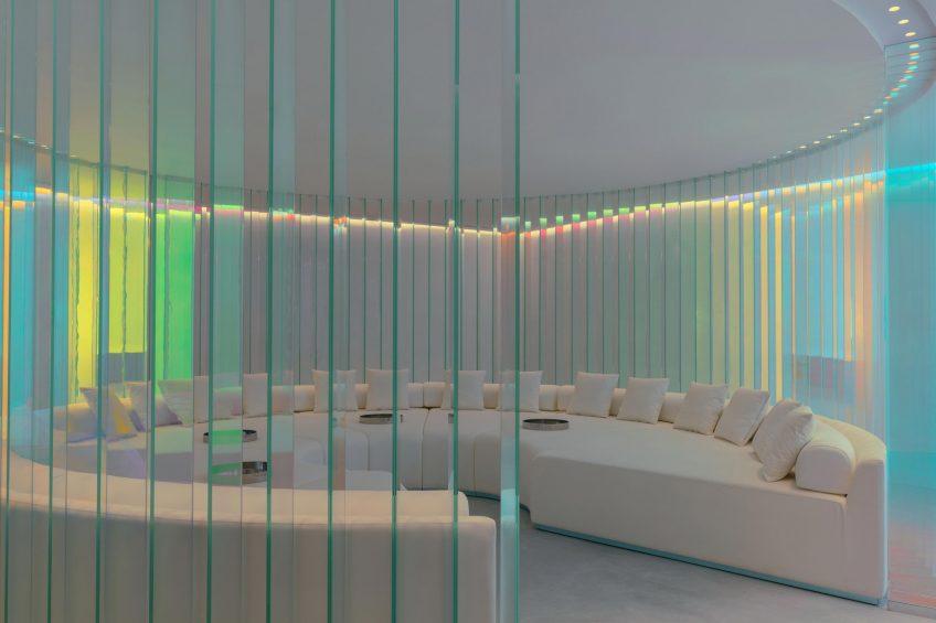W Ibiza Luxury Hotel - Santa Eulalia del Rio, Spain - Spa Lounge