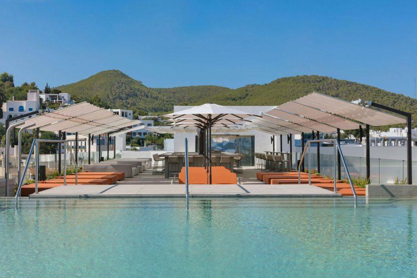 W Ibiza Luxury Hotel - Santa Eulalia del Rio, Spain - GLOW