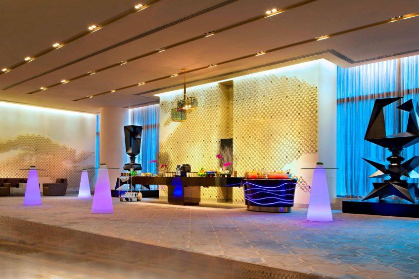 W Guangzhou Luxury Hotel - Tianhe District, Guangzhou, China - Great Room Reception