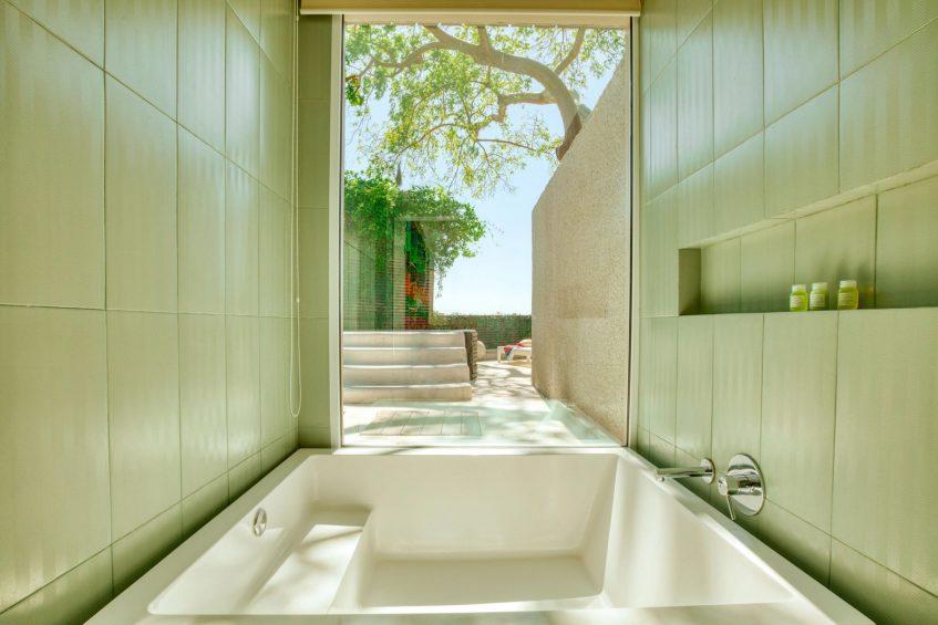 W Punta de Mita Luxury Resort - Punta De Mita, Mexico - Spectacular Corner Room Bathtub