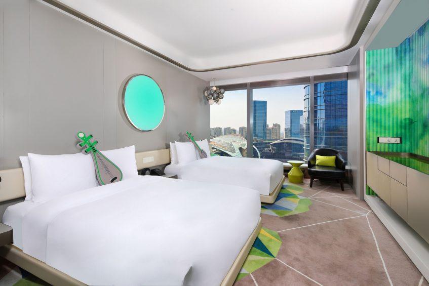 W Suzhou Luxury Hotel - Suzhou, China - Wonderful Room