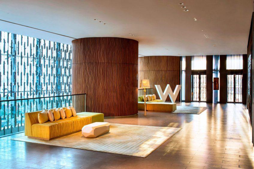 W Hong Kong Luxury Hotel - Hong Kong - Function Room Foyer