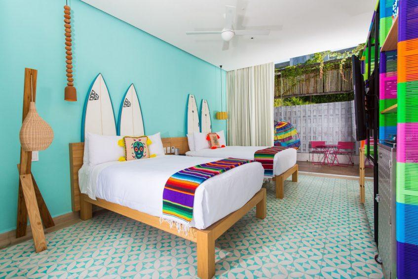 W Punta de Mita Luxury Resort - Punta De Mita, Mexico - Spectacular Double Room Decor