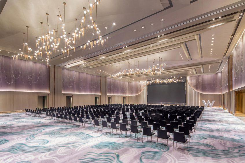 W Chengdu Luxury Hotel - Chengdu, China - Great Room