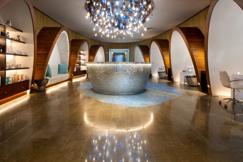 W Costa Rica Reserva Conchal Luxury Resort - Costa Rica - AWAY SPA Reception