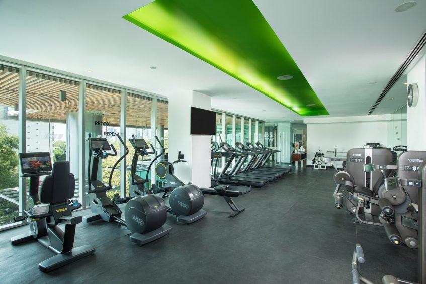 W Mexico City Luxury Hotel - Polanco, Mexico City, Mexico - FIT Gym