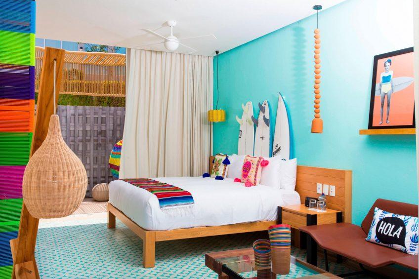 W Punta de Mita Luxury Resort - Punta De Mita, Mexico - Spectacular Escape Room King