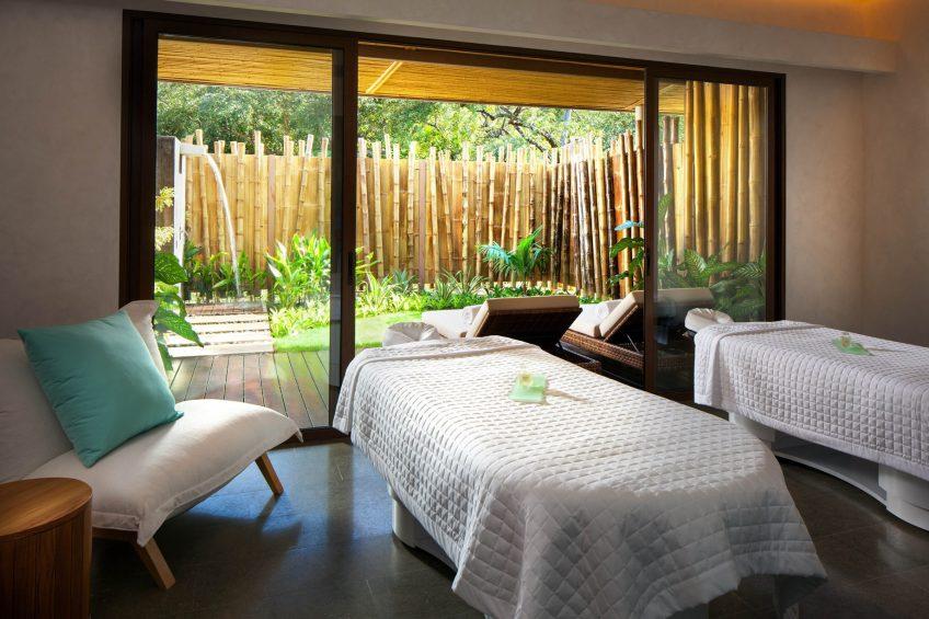 W Costa Rica Reserva Conchal Luxury Resort - Costa Rica - AWAY Spa Couples Treatment Room