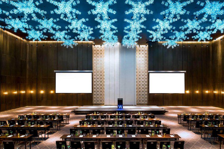 W Guangzhou Luxury Hotel - Tianhe District, Guangzhou, China - Great Room Seating