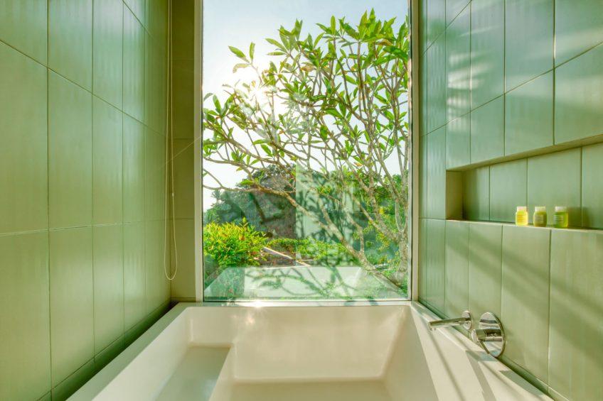 W Punta de Mita Luxury Resort - Punta De Mita, Mexico - Spectacular Guest Room Bathtub