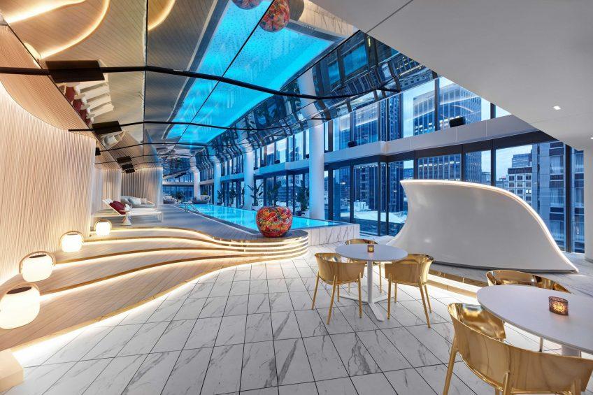 W Melbourne Luxury Hotel - Melbourne, Australia - WET Pool