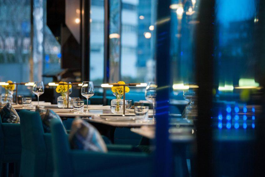W Shanghai The Bund Luxury Hotel - Shanghai, China - Mood Lighting
