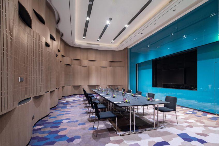 W Chengdu Luxury Hotel - Chengdu, China - Studio 2