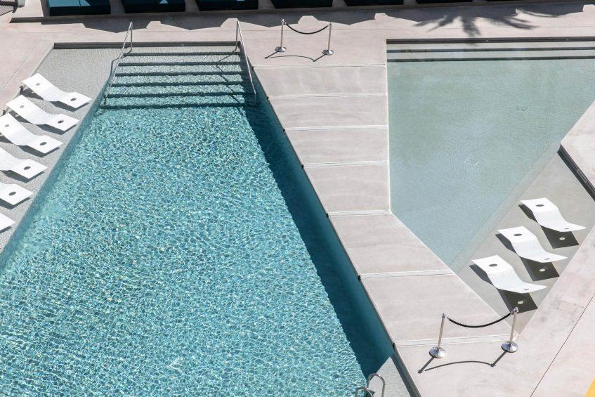 W Ibiza Luxury Hotel - Santa Eulalia del Rio, Spain - WET Deck Poolside Lounge