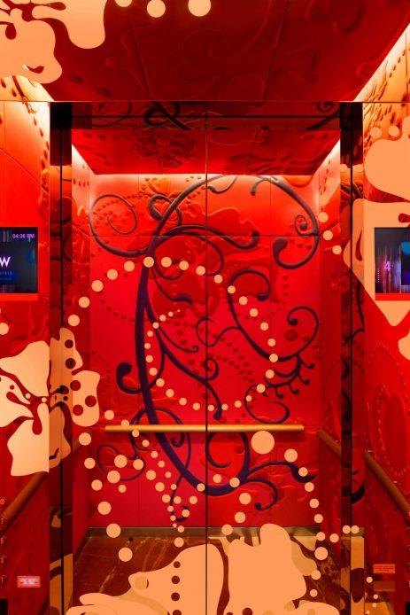 W Singapore Sentosa Cove Luxury Hotel - Singapore - Lift