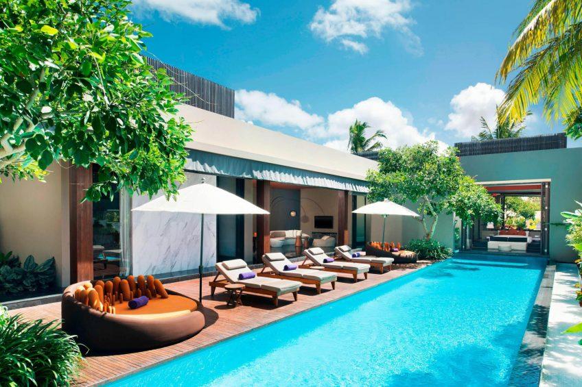 W Bali Seminyak Luxury Resort - Seminyak, Indonesia - Extreme WOW 3 Bedroom Pool Villa