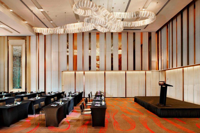 W Hong Kong Luxury Hotel - Hong Kong - GREAT Room Classroom