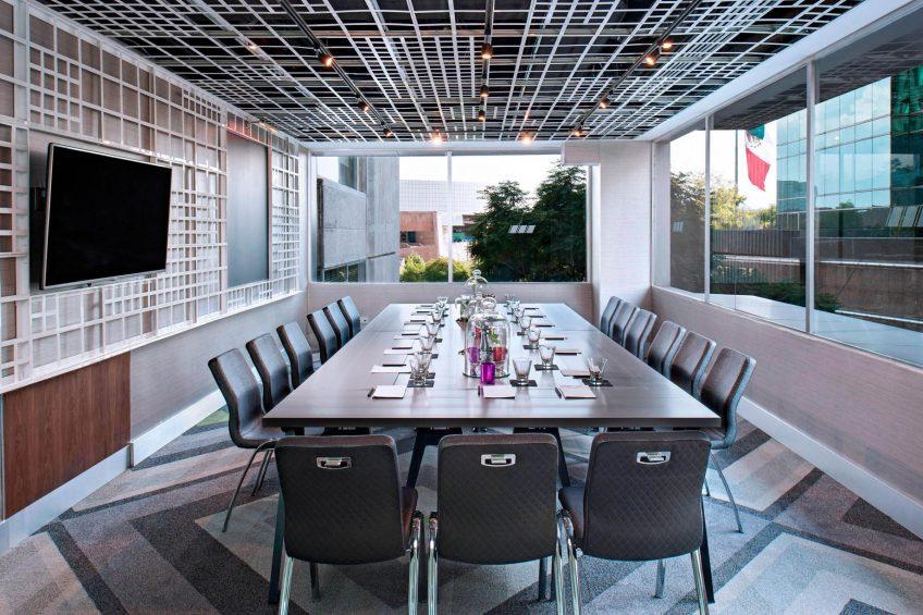 W Mexico City Luxury Hotel - Polanco, Mexico City, Mexico - Studio Room Imperial Setup