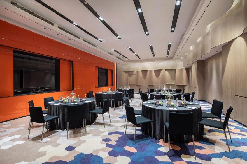 W Chengdu Luxury Hotel - Chengdu, China - Studio 5