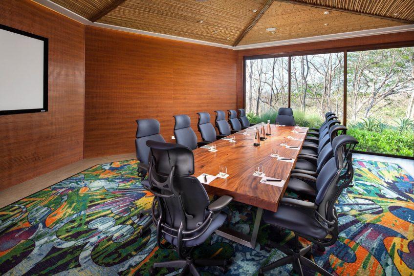 W Costa Rica Reserva Conchal Luxury Resort - Costa Rica - Meeting Room
