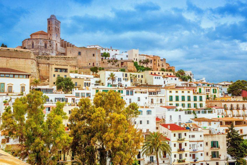 W Ibiza Luxury Hotel - Santa Eulalia del Rio, Spain - Ibiza Town