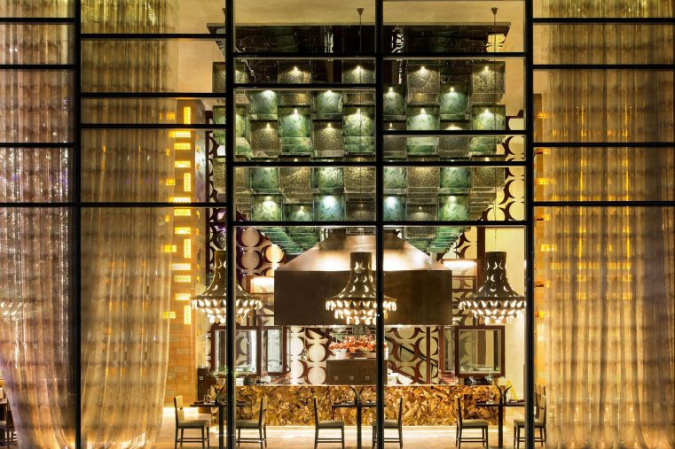 W Singapore Sentosa Cove Luxury Hotel - Singapore - SKIRT