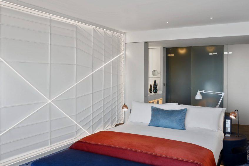 W Barcelona Luxury Hotel - Barcelona, Spain - Fabulous Guest Room King Bed