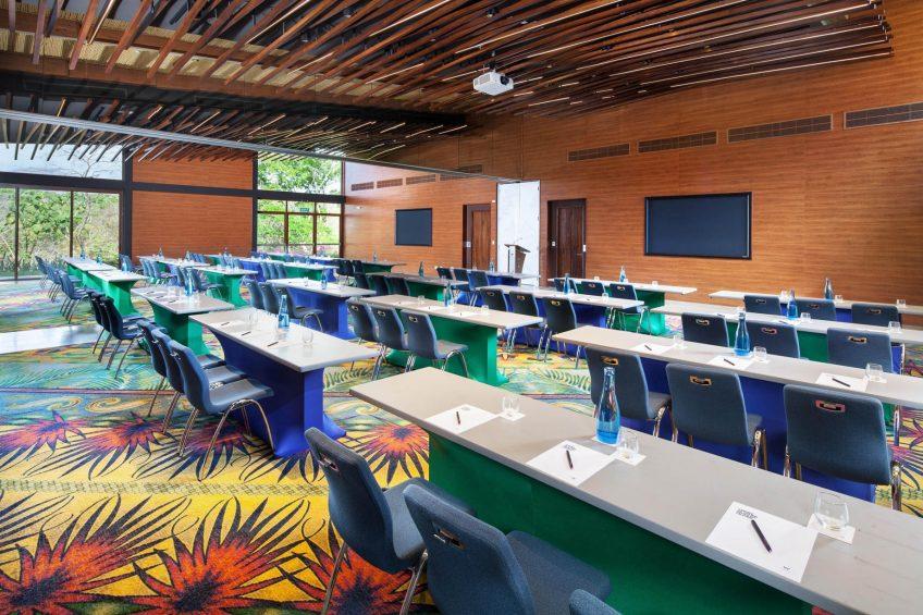 W Costa Rica Reserva Conchal Luxury Resort - Costa Rica - Great Room Meeting