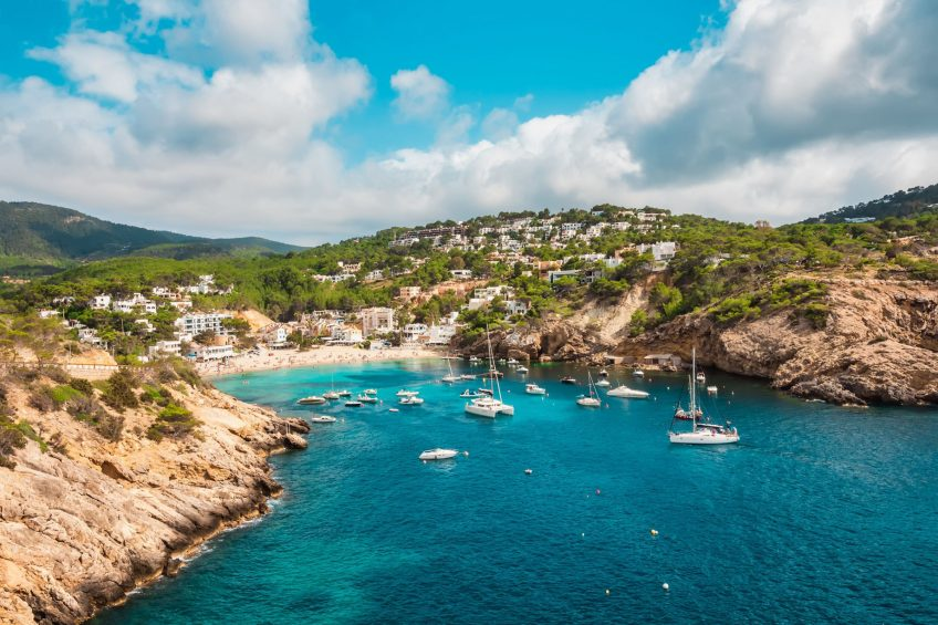 W Ibiza Luxury Hotel - Santa Eulalia del Rio, Spain - Ibiza Beach