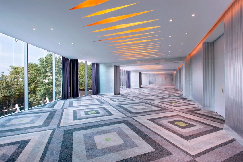 W Mexico City Luxury Hotel - Polanco, Mexico City, Mexico - Great Room Entrance