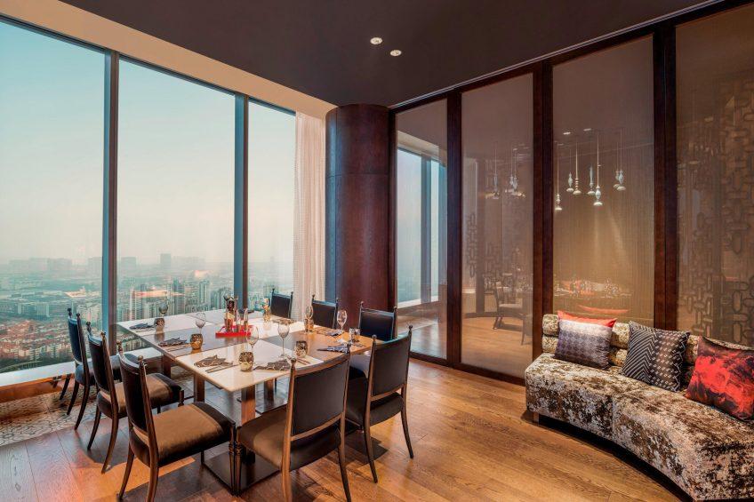 W Suzhou Luxury Hotel - Suzhou, China - Toro Loco Private Dining
