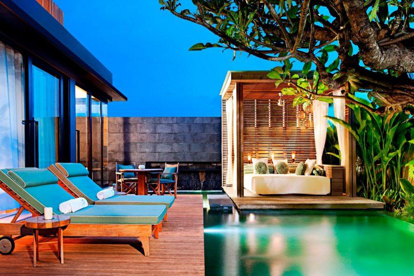 W Bali Seminyak Luxury Resort - Seminyak, Indonesia - Marvelous 1 Bedroom Pool Villa