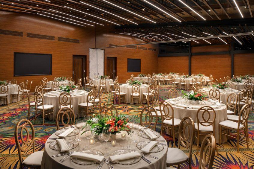 W Costa Rica Reserva Conchal Luxury Resort - Costa Rica - Great Room Events