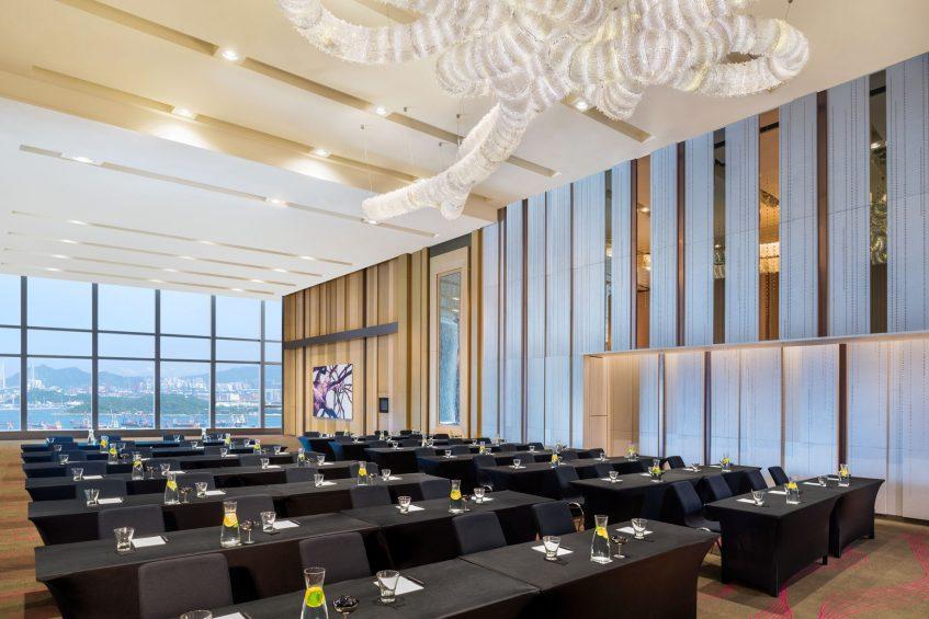 W Hong Kong Luxury Hotel - Hong Kong - Studio Classroom Setting