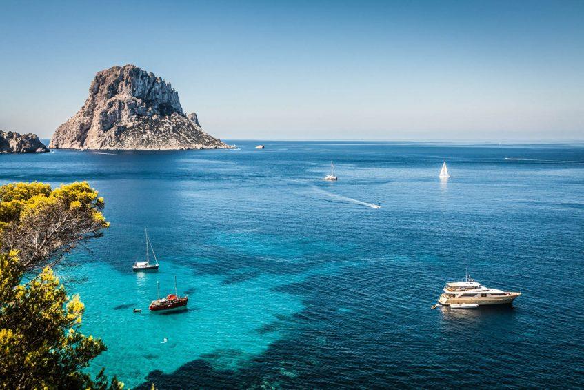 W Ibiza Luxury Hotel - Santa Eulalia del Rio, Spain - Ibiza