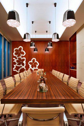 W Singapore Sentosa Cove Luxury Hotel - Singapore - Strategy Room