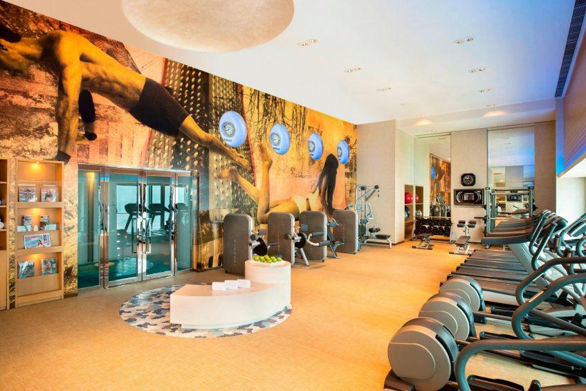 W Hong Kong Luxury Hotel - Hong Kong - FIT Gym