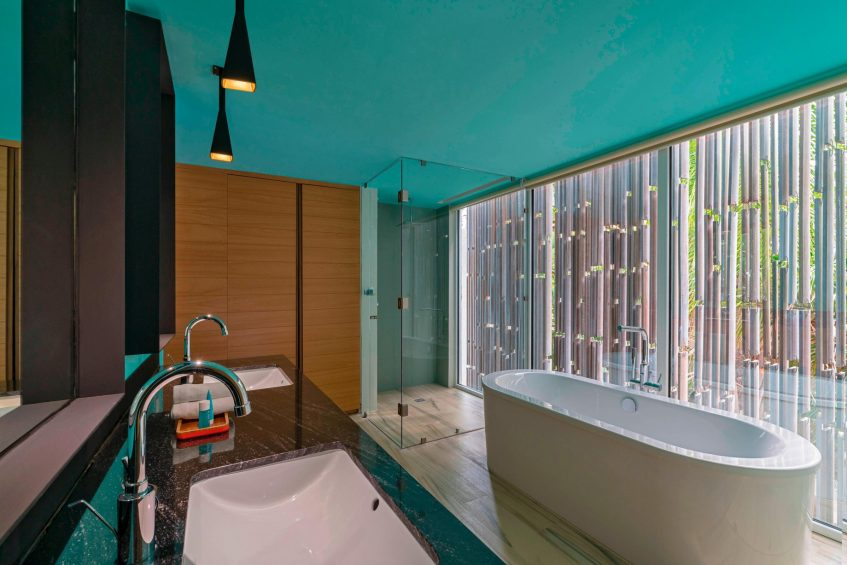 W Punta de Mita Luxury Resort - Punta De Mita, Mexico - Jungle View Escape Bathtub