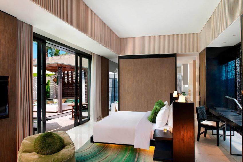 W Bali Seminyak Luxury Resort - Seminyak, Indonesia - Marvelous 1 Bedroom Pool Villa King